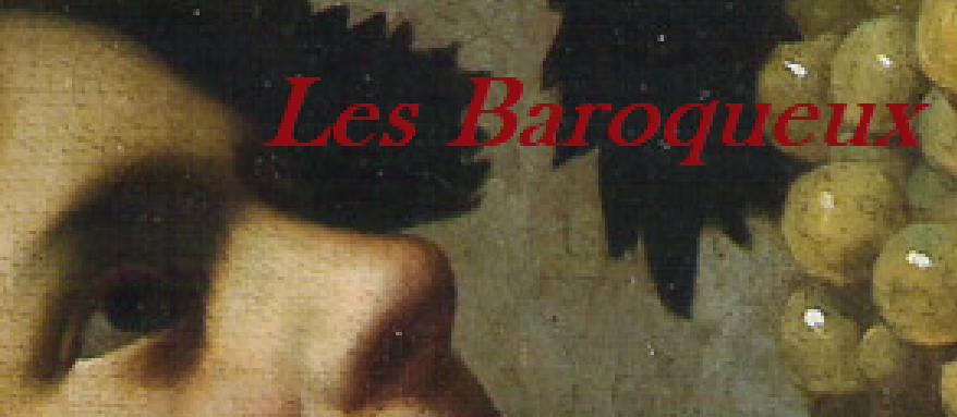 Les baroqueux